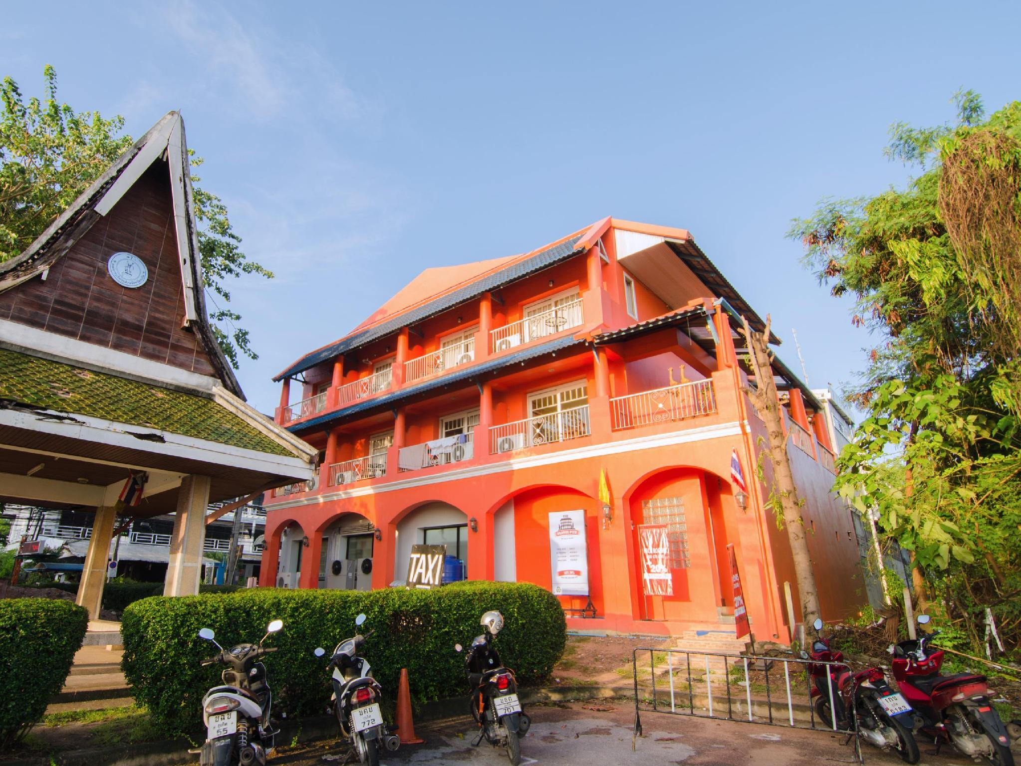 The Orange Pier Guesthouse - Hotell och Boende i Thailand i Asien