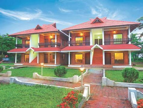 Gold Field Lake Resort Kumarakom