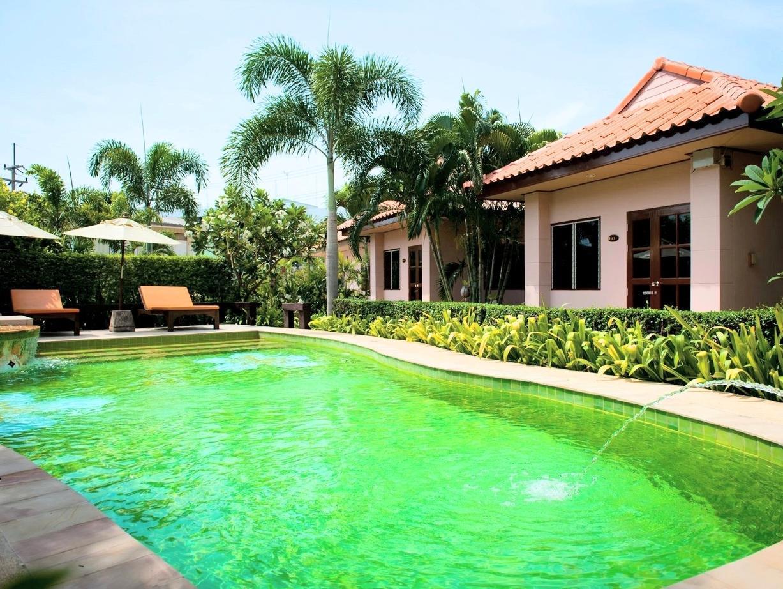 Hotell Baan Yusabai i , Hua Hin / Cha-am. Klicka för att läsa mer och skicka bokningsförfrågan