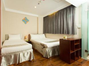 Printemp Hotel Apartment Hong-Kong - Chambre