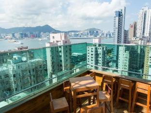 Printemp Hotel Apartment Hong-Kong - Vue