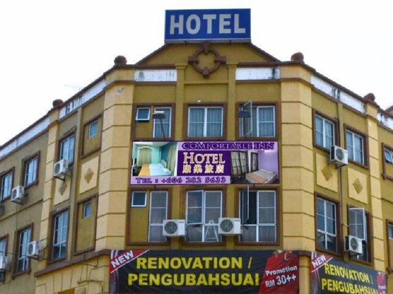 Comfortable Inn Melaka - Hotels and Accommodation in Malaysia, Asia