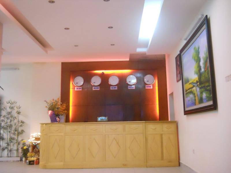 Thu Giang Hotel - Hotell och Boende i Vietnam , Hanoi