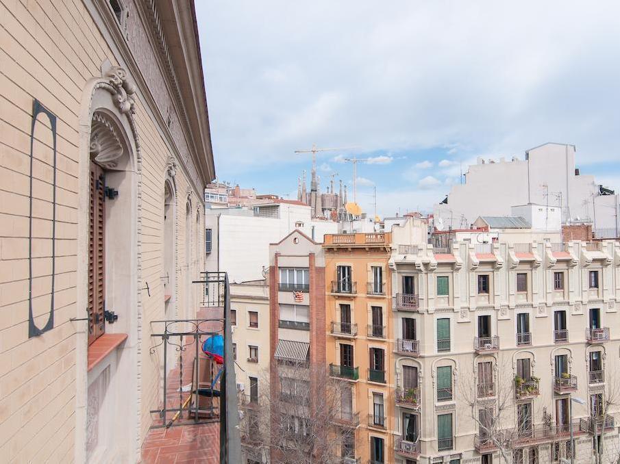 Lodging Apartments City Center-Sagrada Familia