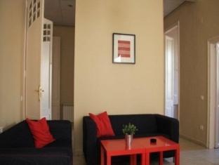 BP Escudillers Pasatge - Ramblas Apartment Barcelona - Livingroom