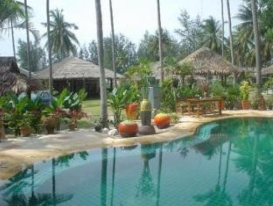 Kamala Cocohut Resort Phūketa - Viesnīcas ārpuse