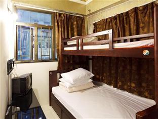 The Hong Kong Holiday Guest House Hong Kong - Family Room (Bunk Bed)