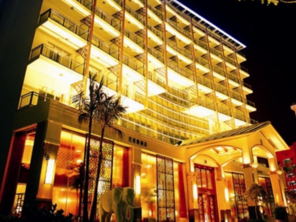 深圳芭堤雅酒店