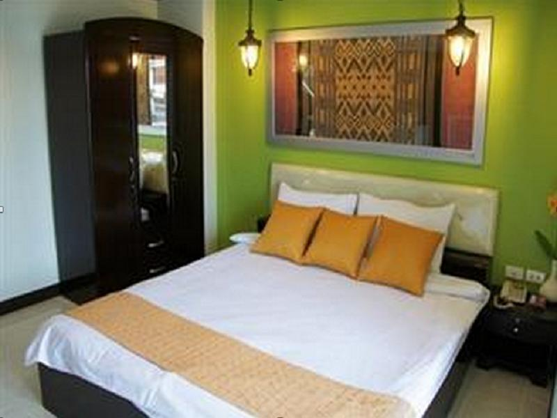 Nutcha Apartment and Condominium - Hotels and Accommodation in Thailand, Asia