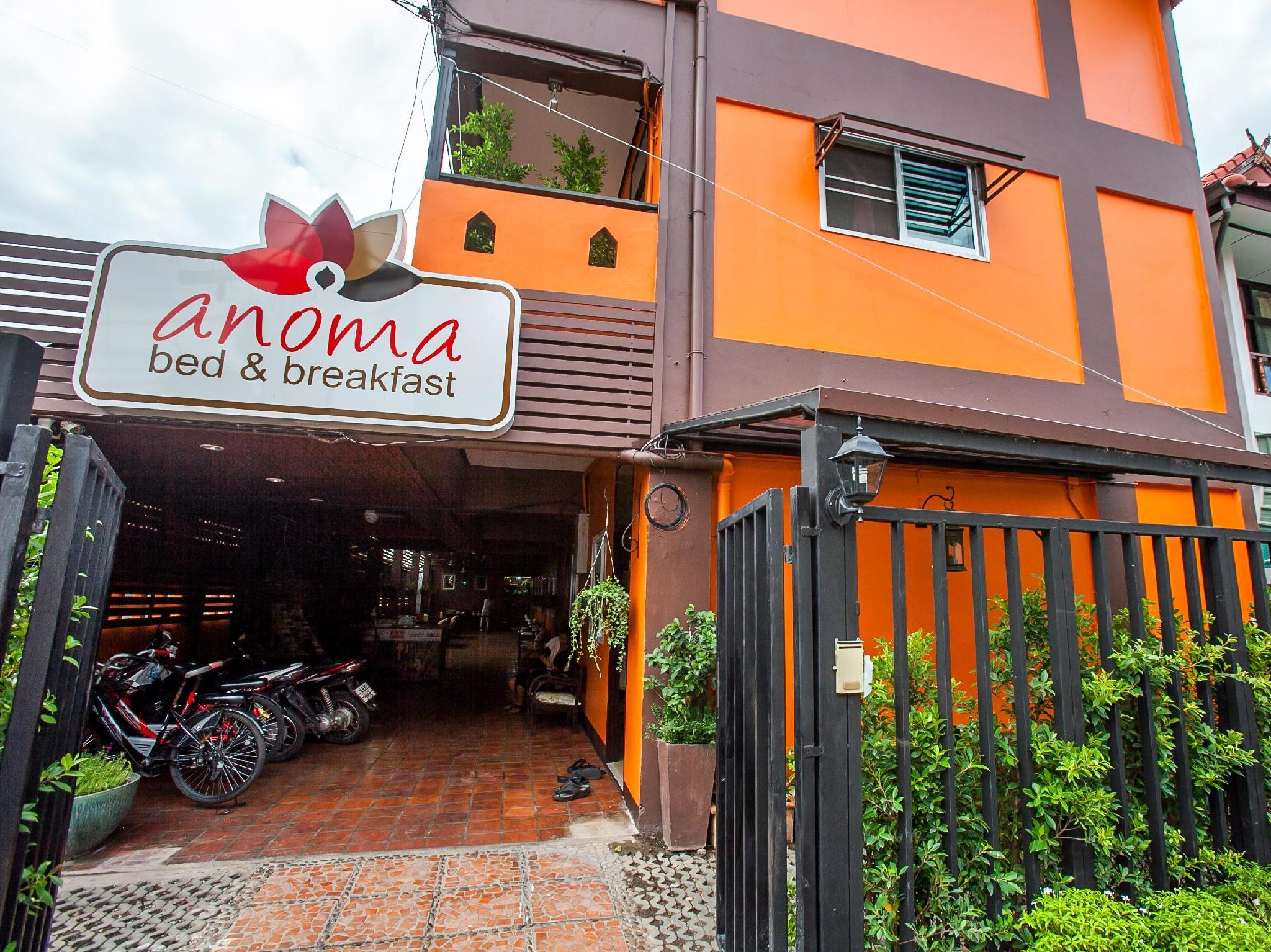 Anoma Bed & Breakfast - Hotels and Accommodation in Thailand, Asia