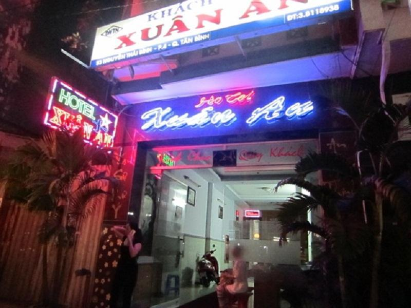 Xuan An Hotel - Hotell och Boende i Vietnam , Ho Chi Minh City