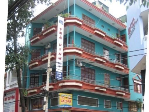 Tra Vinh Hotel - Nguyen Thai Binh street - Hotell och Boende i Vietnam , Ho Chi Minh City