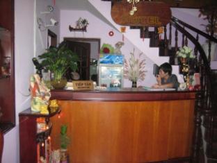 Tra Vinh Hotel - Nguyen Thai Binh street Ho Chi Minh City - Reception