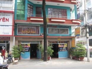 Tra Vinh Hotel - Nguyen Thai Binh street Ho Chi Minh City - Entrance