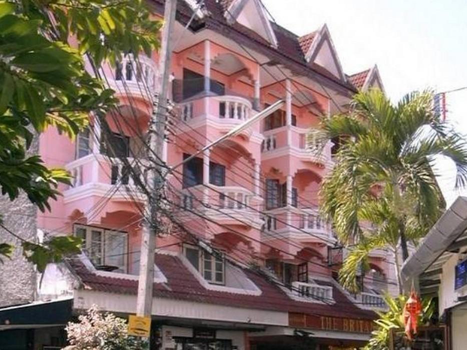 Hotell Britannia Guest House i , Chiang Mai. Klicka för att läsa mer och skicka bokningsförfrågan