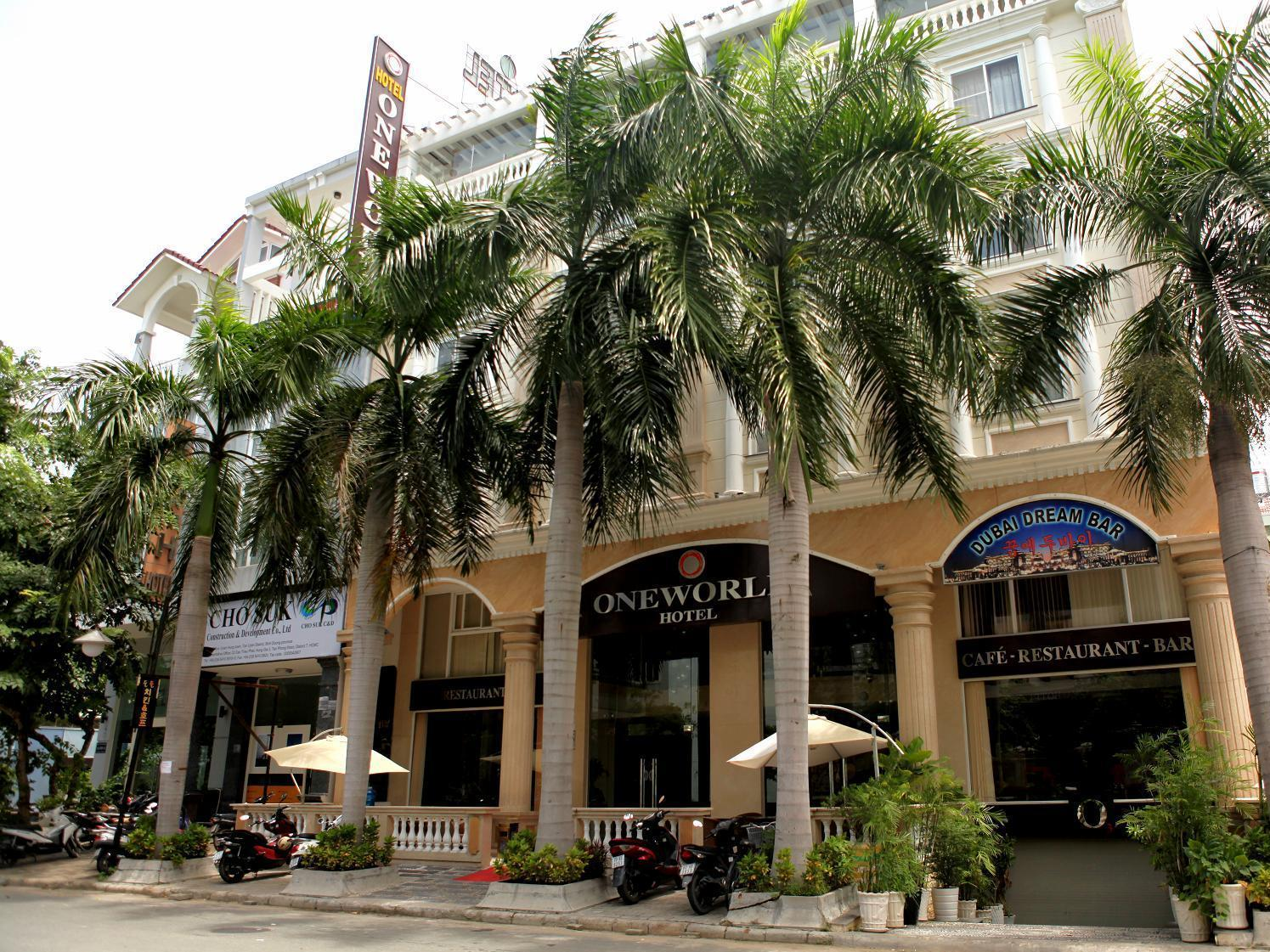 One World Hotel Ho Chi Minh City - Hotel
