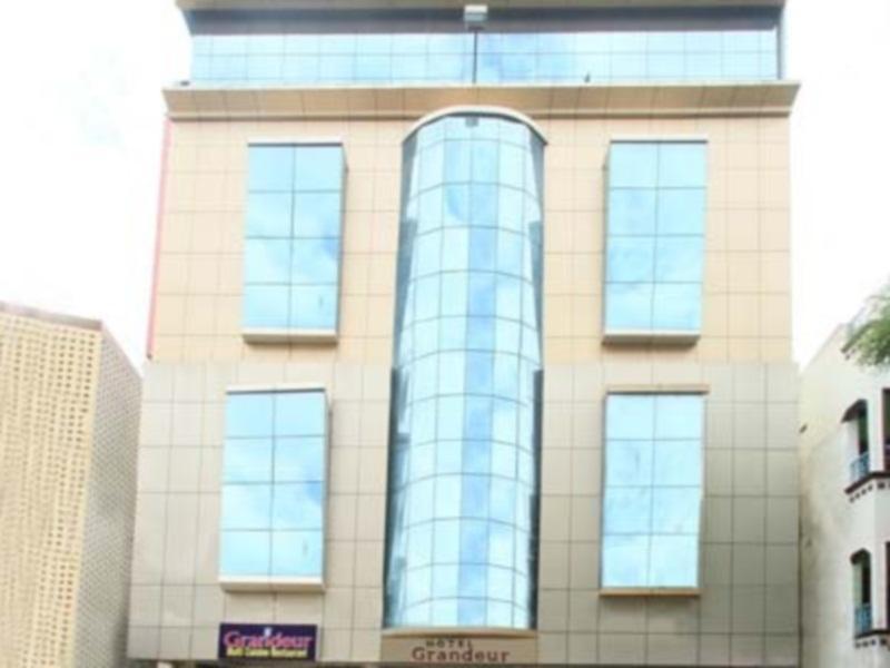 Hotel Grandeur Hyderabad - Hotel Exterior