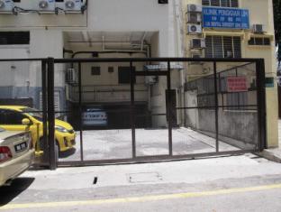 Sungai Emas Hotel Kuala Lumpur - Basement Parking