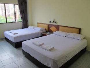 Sungai Emas Hotel Kuala Lumpur - Family Standard - Quad Sharing