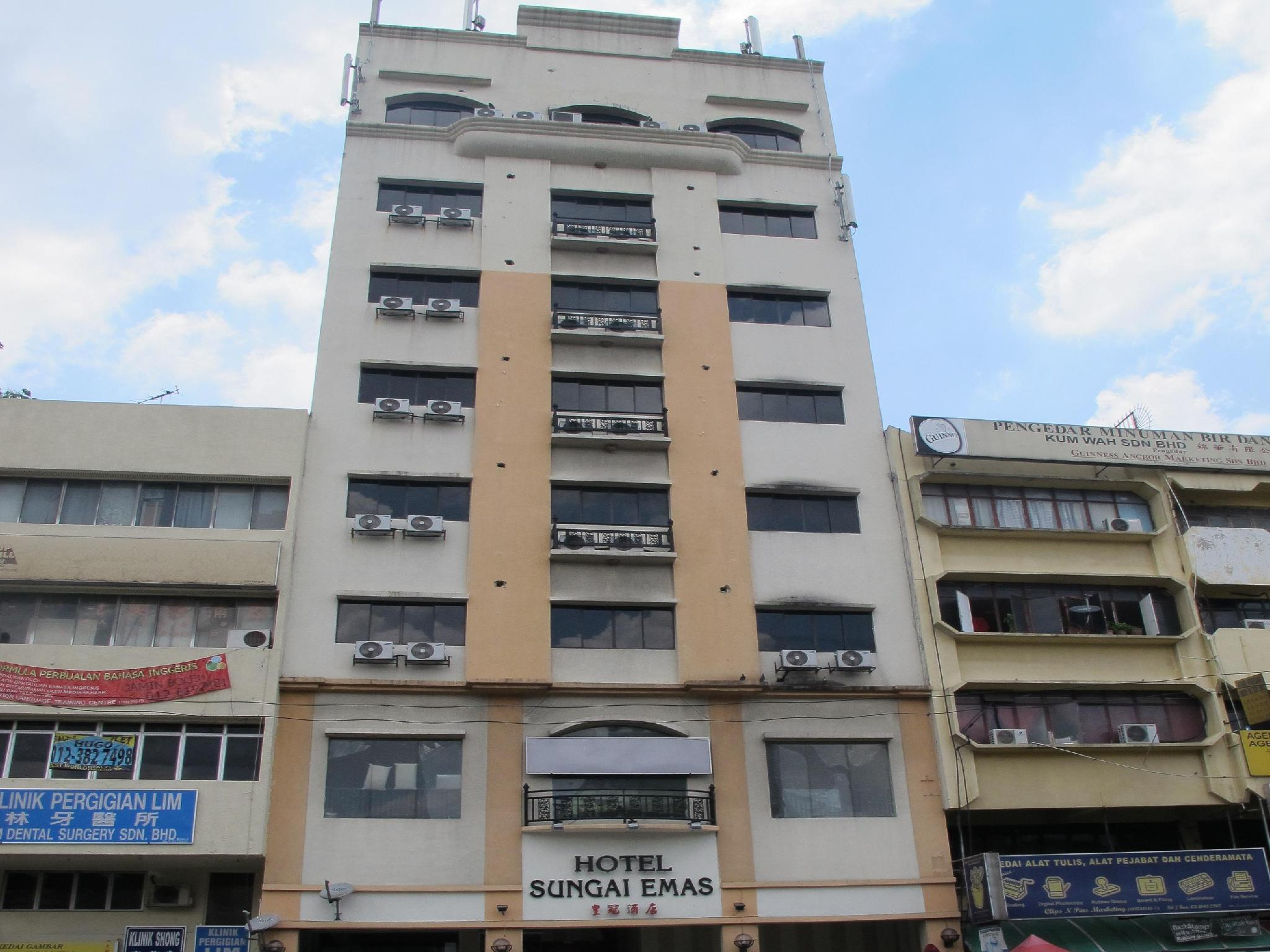 Sungai Emas Hotel - Hotels and Accommodation in Malaysia, Asia