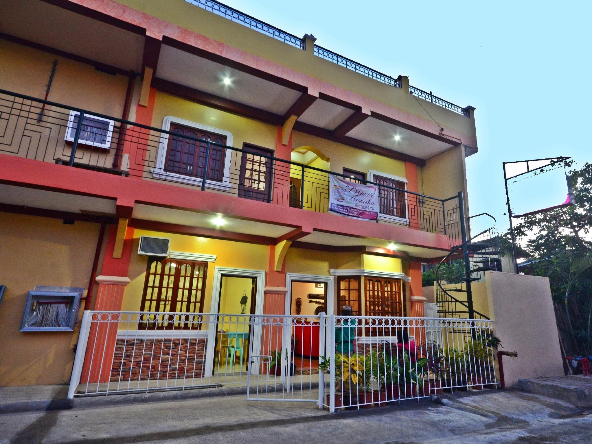 Princess Armicha Pension House - Hotels and Accommodation in Philippines, Asia