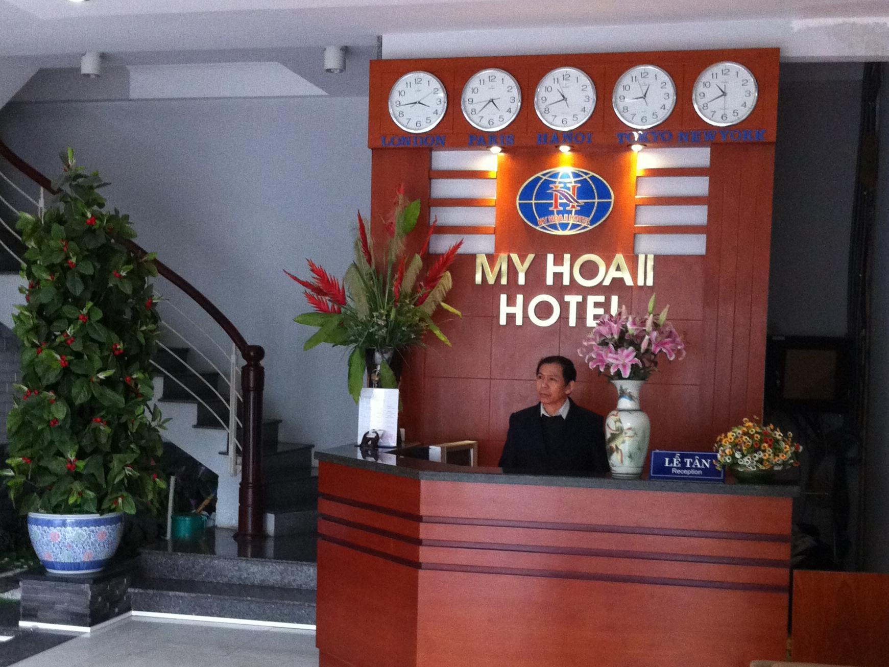Mi Hoa 2 Hotel - Hotell och Boende i Vietnam , Hanoi