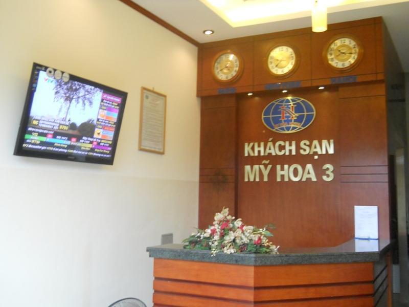 Mi Hoa 3 Hotel - Hotell och Boende i Vietnam , Hanoi