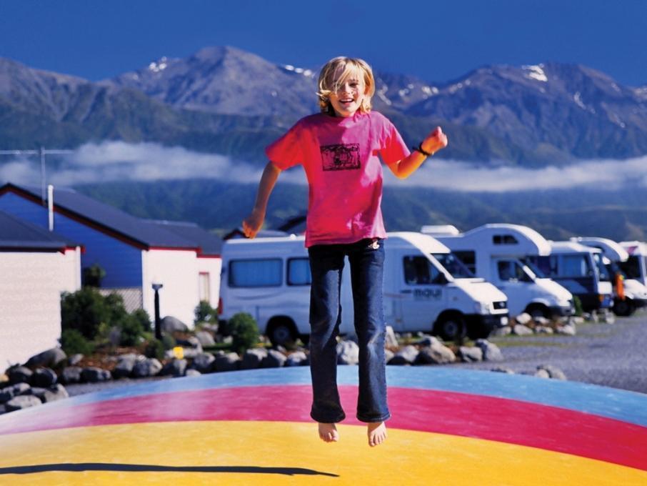 Kaikoura TOP 10 Holiday Park - Hotell och Boende i Nya Zeeland i Stilla havet och Australien