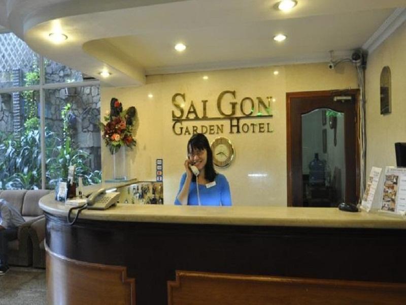 Saigon Garden Hotel - Hotell och Boende i Vietnam , Ho Chi Minh City