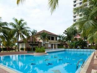 Malaysia Hotel Accommodation Cheap   Selat Horizon Condo Apartment Malacca / Melaka - Swimming Pool