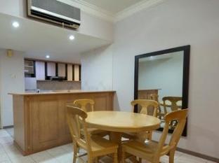 Malaysia Hotel Accommodation Cheap   Selat Horizon Condo Apartment Malacca / Melaka - Living Room