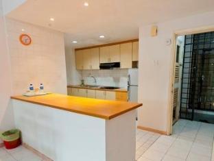 Malaysia Hotel Accommodation Cheap   Selat Horizon Condo Apartment Malacca / Melaka - Kitchen Area