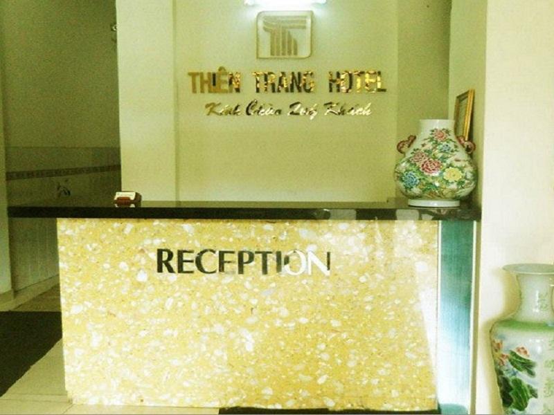 Thien Trang Hotel - Hotell och Boende i Vietnam , Ho Chi Minh City