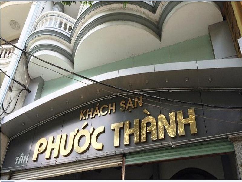 Phuoc Thanh Hotel - Hotell och Boende i Vietnam , Ho Chi Minh City
