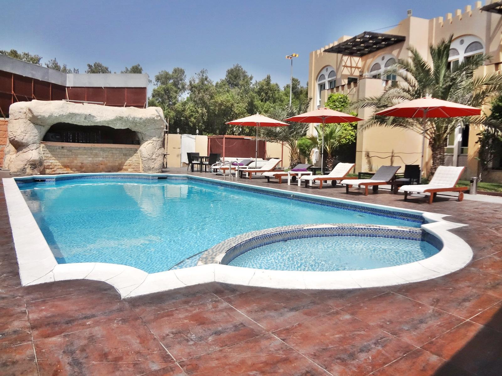 Caravan Resort - Hotels and Accommodation in United Arab Emirates, Middle East
