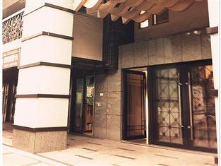 VogueStar Taipei Service Apartment Taipei - Ulaz