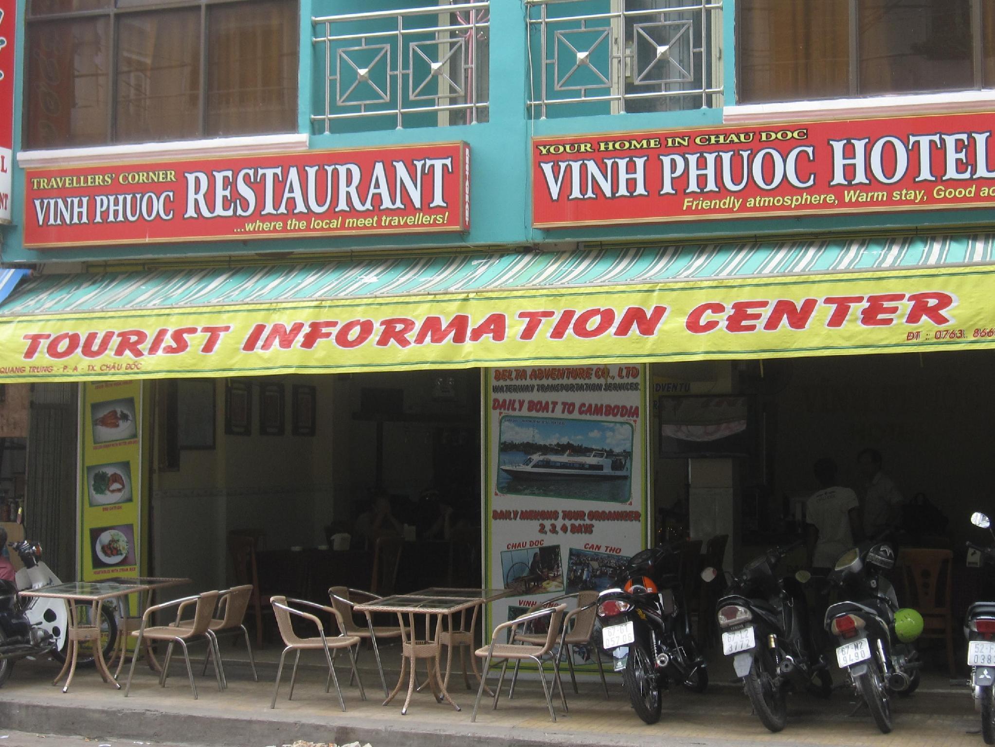 Vinh Phuoc Hotel - Hotell och Boende i Vietnam , Chau Doc (An Giang)
