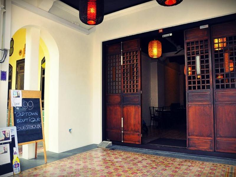 99 Oldtown Boutique Guesthouse Phuket