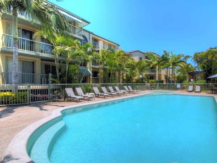 Bila Vista Holiday Apartments - Hotell och Boende i Australien , Guldkusten