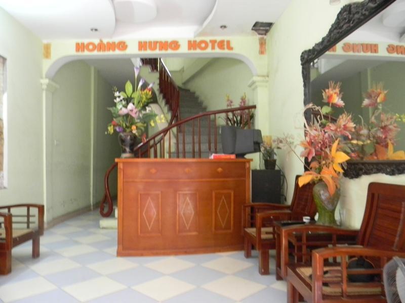 Hoang Hung Hotel - Hotell och Boende i Vietnam , Hanoi