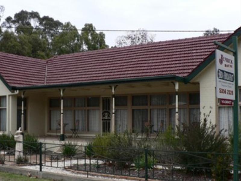 Jenrick House - Hotell och Boende i Australien , Grampians