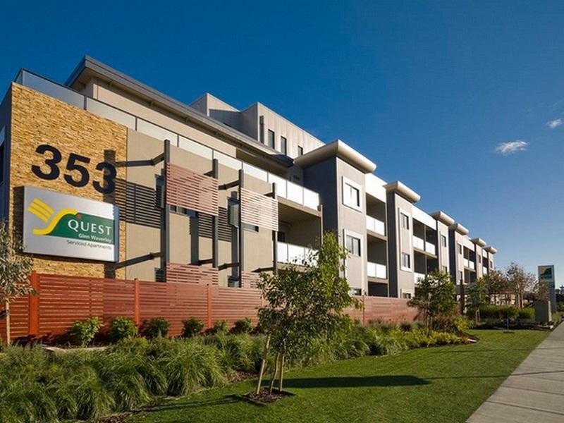Quest Glen Waverley Serviced Apartment - Hotell och Boende i Australien , Melbourne