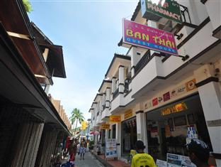 Hotell P.P. Baan Thai Guesthouse i Ton Sai Bay, Krabi. Klicka för att läsa mer och skicka bokningsförfrågan