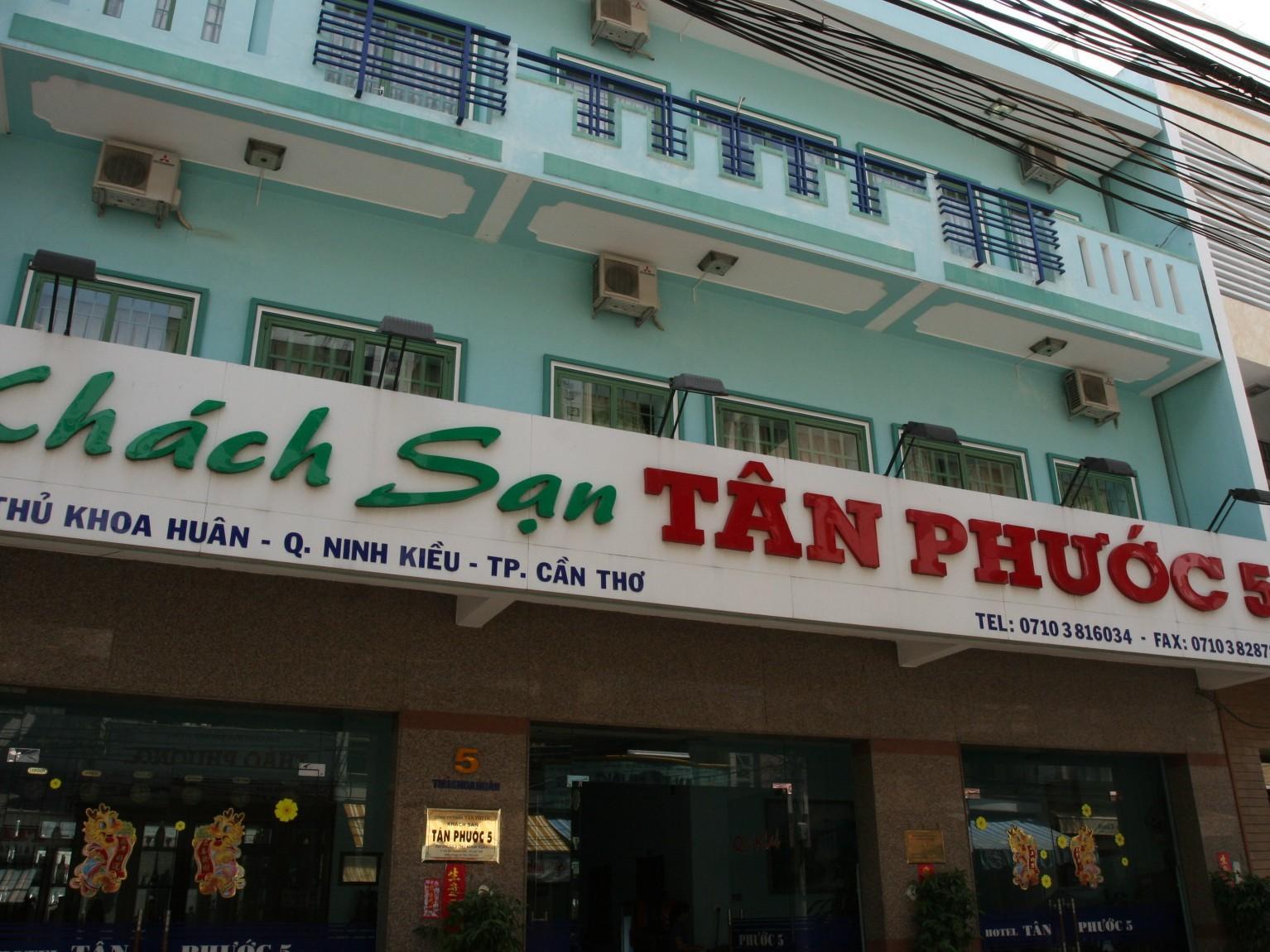 Tan Phuoc 5 Hotel - Hotell och Boende i Vietnam , Can Tho