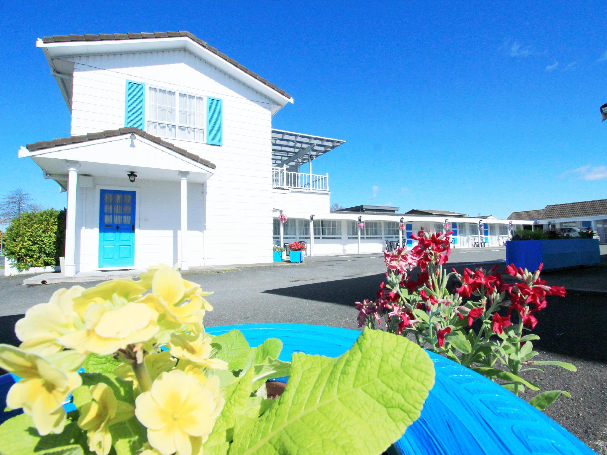 Golden Glow Motel - Hotels and Accommodation in New Zealand, Pacific Ocean And Australia