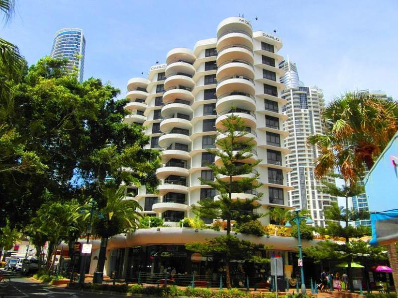 Monte Carlo Apartments - Hotell och Boende i Australien , Guldkusten