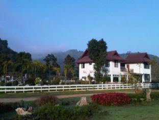 บ้านนับดาว เขาใหญ่ - ภายนอกโรงแรม