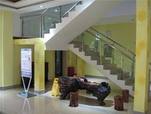 Starway Hotel Shangdu Shanghai Jiading Center Shanghai - Lobby