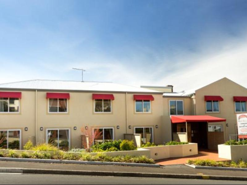 Hampden At Battery Point Apartments - Hotell och Boende i Australien , Hobart