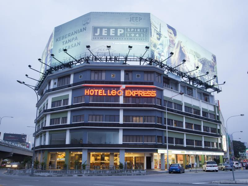 Leo Express Hotel - Hotels and Accommodation in Malaysia, Asia